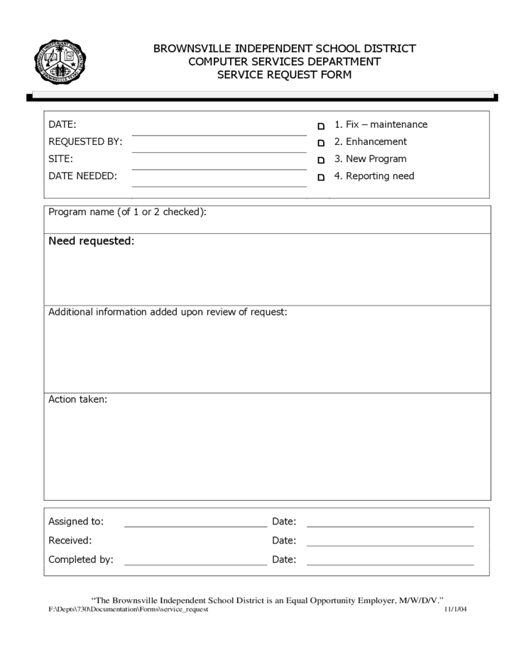 photo about Order Form Template Free known as Support Inquire Variety Templates - Term Excel Fomats
