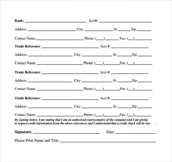 trade-reference-template-8. Template For Catering Order Form on template word, subway sandwich, everett jones barbeque oakland, caribbean restaurant,