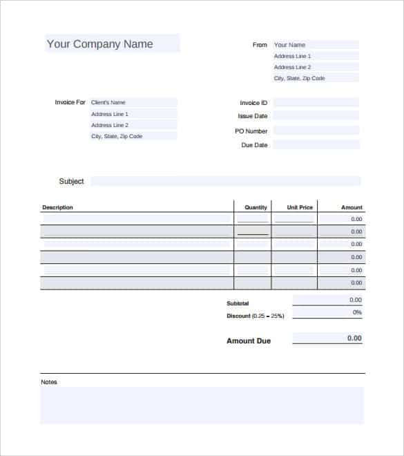 Payroll Templates | Find Word Templates